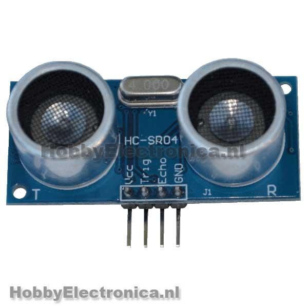 Ultrasoon sensor