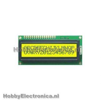 Arduino Lcd 16x4 I2c