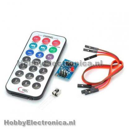 Infrarood afstandsbediening kit