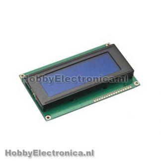 HD44780 20x4 LCD