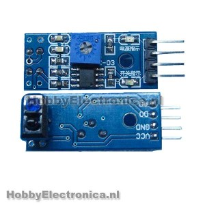 tcrt5000 module