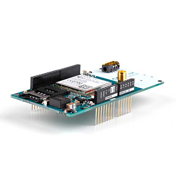 Arduino GSM Shield