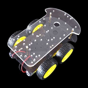 Smart car robot chassis 4WD platform
