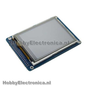 3.2 TFT Touch Screen