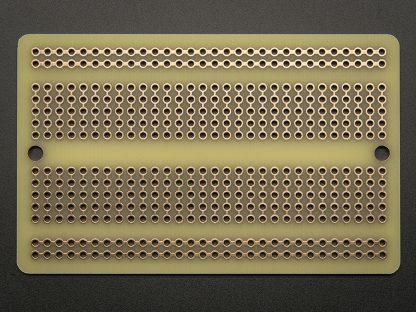 Adafruit Perma-Proto Half-sized Breadboard PCB back