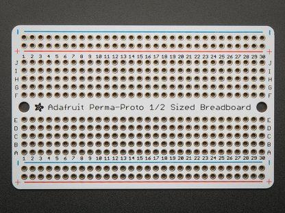 Adafruit Perma-Proto Half-sized Breadboard PCB