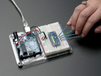 Capacitive touch sensor breakout 8