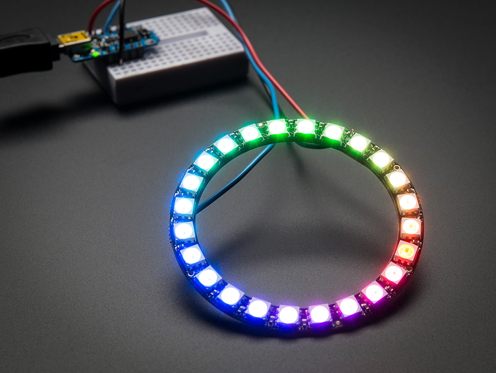Neopixel Ring 24 X Ws2812 5050 Rgb Led With Integrated Drivers besides 1426 in addition Video Viewer also 2921 likewise Neopixel Ring 24 X Ws2812 5050 Rgb Led With Integrated Drivers. on 24 ws2812 5050 rgb led ring adafruit neopixel