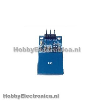 TTP223 capacitive touch