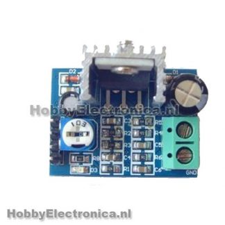 Audio versterker module TDA2030A