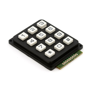 Keypad 12 Button