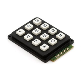 Keypad 12 Button