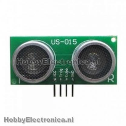 US-015 Ultrasoon afstandsmeter