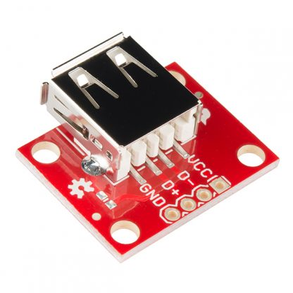USB Type A Female Breakout