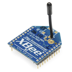 XBee 1mW Wire Antenna Series 1