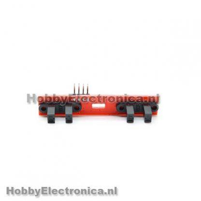 Car snelheid module