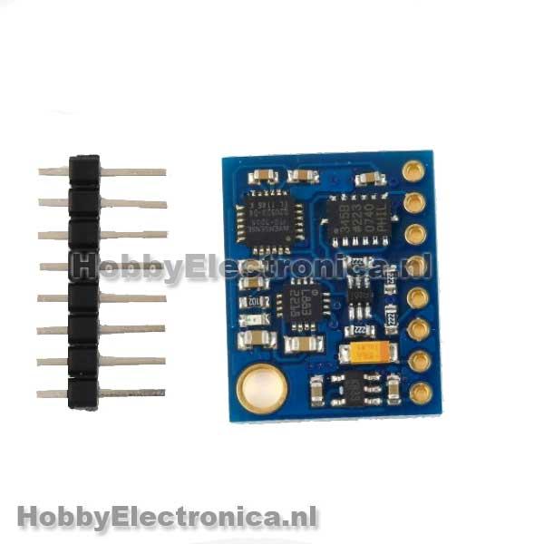 9DOF 9 assig ITG3205 ADXL345 HMC5883L GY-85