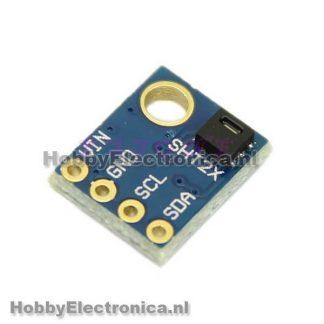 Vochtigheid sensor SHT21 gy-21