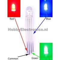5mm LED RGB