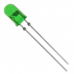 5mm LED groen