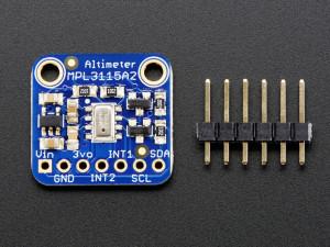 MPL3115A2 I2C Barometer