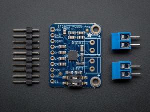 Stereo 2.8W Class D Audio Amplifier TS2012