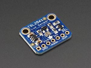 TSL2561 Digitale lux licht sensor