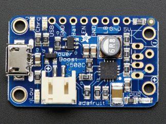 Powerboost 500 usb voeding en lader voor lipo batterij