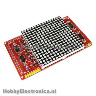 16 X 16 LED Dot matrix module