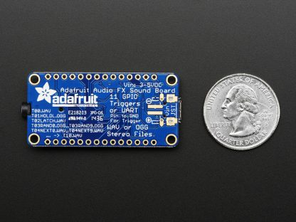 Audio FX Sound Board back