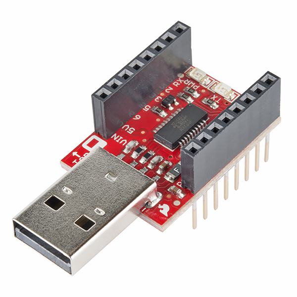 MicroView USB Programmer