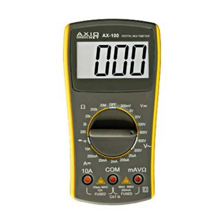 AXIOMET AX-105 Digitale Multimeter