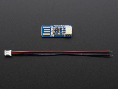 Micro Lipo USB LiIon LiPoly lader