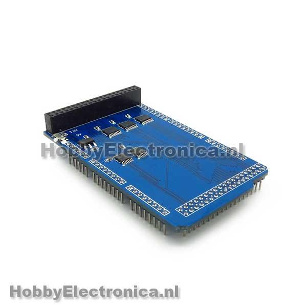 TFT Mega Shield voor Arduino