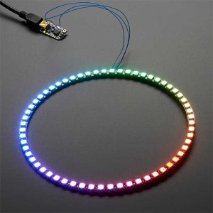 NeoPixel Ring 60 x WS2812 5050 RGB LED