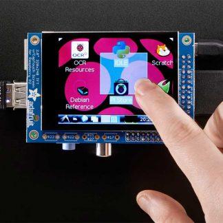PiTFT 2.8 TFT 320x240 Capacitive Touchscreen