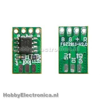 WS2811 PCB