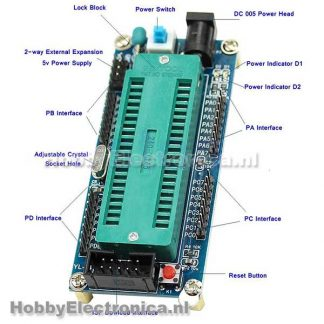 AVR Minimum System Board ATmega16