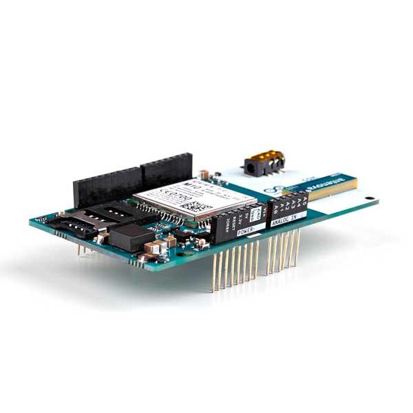 Arduino GSM shield met geintegreerde antenne