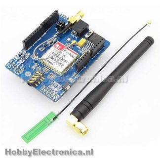 GPRS GSM Shield Arduino