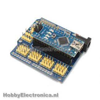 IO Shield Arduino Nano