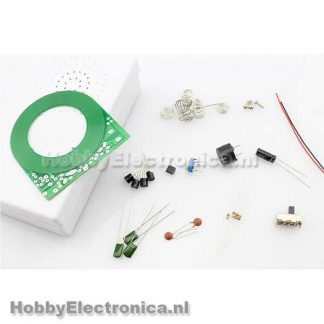 Metaal detector kit