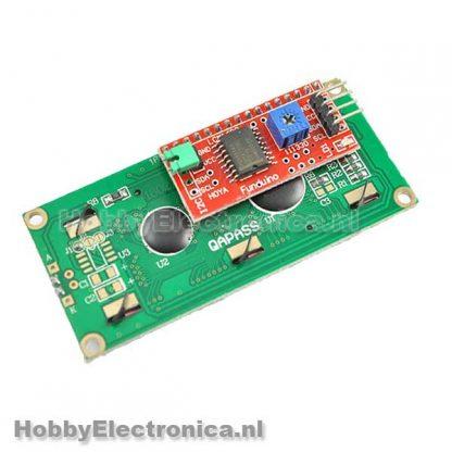 1602 LCD I2c b