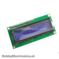 1602 LCD I2c
