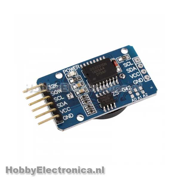 DS3231 IIC real time clock