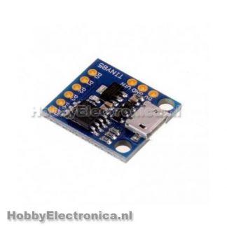 Digispark micro USB