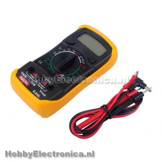 XL830L Digitale multimeter