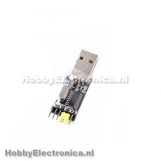 CH340G Serial Converter