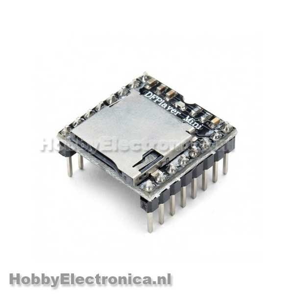 Mini MP3 Player Module