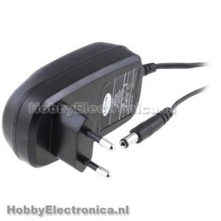 Voeding 12 Volt 2A